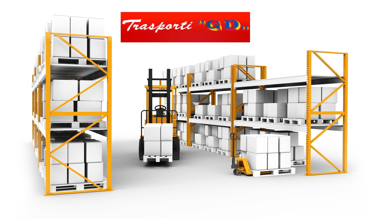 trasporto merci e logistica